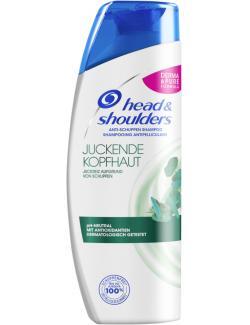 Head & Shoulders Anti-Schuppen-Shampoo bei juckender Kopfhaut (300 ml) - 8001090047489