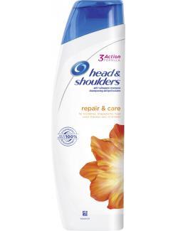 Head & Shoulders Anti-Schuppen-Shampoo Repair & Care (300 ml) - 8001090047632