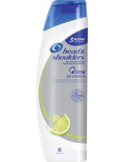 Head & Shoulders Anti-Schuppen Shampoo Instant Oil Control (260 ml) - 8001090100924