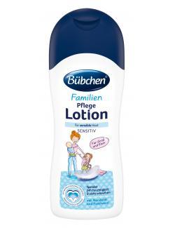 Bübchen Familien Pflege Lotion sensitiv für sensible Haut