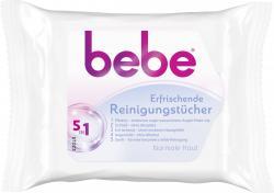 Bebe Young Care 5in1 erfrischende Reinigungstücher