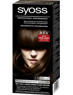 Syoss Professional Performance Coloration 3-8 sweet Brunette (115 ml) - 4015100009613