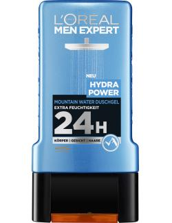 L'Oréal Men Expert Duschgel Hydra Power (1 l) - 3600523232765