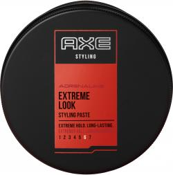 Axe Styling Adrenaline Extreme Look Styling Paste (75 ml) - 8710908277818