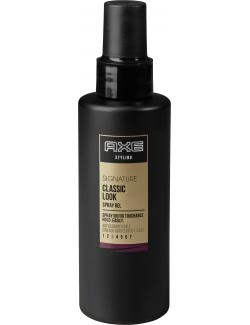 Axe Styling Spray Gel Signature Classic Look (150 ml) - 8710908277641