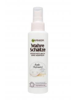 Garnier Wahre Schätze Hitzschutz-Milch sanfte Hafermilch