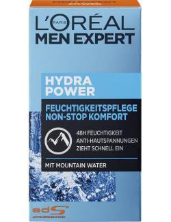 L'Oréal Men Expert Hydra Power Feuchtigkeitspflege (50 ml) - 3600523062607