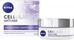 Nivea Cellular Anti-Age aufpolsternde Tagespflege LSF15