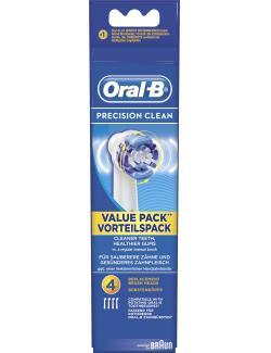 Oral-B Aufsteckbürsten Precision Clean (4 St.) - 4210201848233