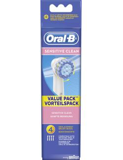 Oral-B Sensitive Clean Bürstenköpfe