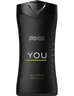Axe You Duschgel (250 ml) - 8710908650062