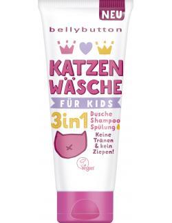 Bellybutton Katzenwäsche für Kids 3in1 (200 ml) - 4045612002581
