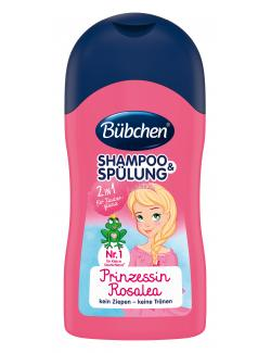 Bübchen Shampoo & Spülung Prinzessin Rosalea