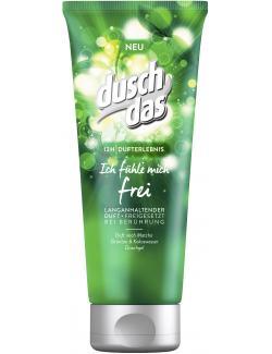 Duschdas Duschgel Ich fühle mich frei (200 ml) - 8710908536212