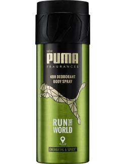 Puma Men Run The World Body Spray (150 ml) - 3600550846201