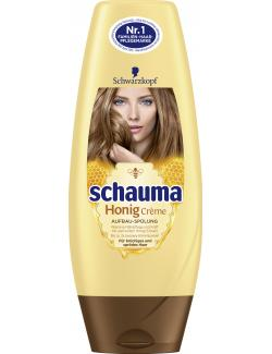 Schauma Spülung Honig Creme (250 ml) - 4015100188721
