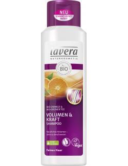 Lavera Shampoo Volumen & Kraft (250 ml) - 4021457619788