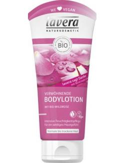 lavera Bodylotion Bio Wildrose