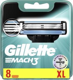 Gillette Mach3 Systemklingen