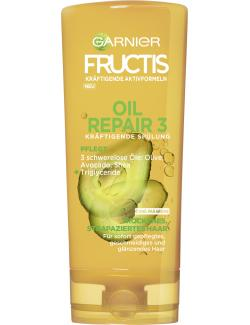 Garnier Fructis Oil Repair 3 kräftigende Spülung (200 ml) - 3600541980273