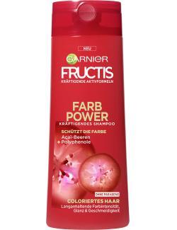 Garnier Fructis Kräftigendes Shampoo Farb Power (250 ml) - 3600541979277