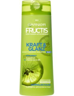 Garnier Fructis Kraft & Glanz kräftigendes Shampoo 2in1 (250 ml) - 3600541979871