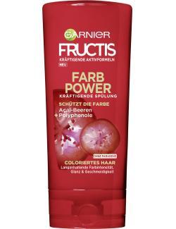 Garnier Fructis Farb Power kräftigende Spülung (200 ml) - 3600541980112