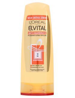 L'Oréal Elvital Anti-Haarbruch Aufbau-Spülung (250 ml) - 3600523487998