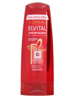 L'Oréal Elvital Color Glanz Pflegespülung