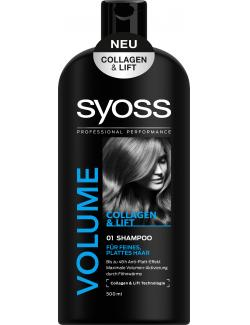 Syoss Volume Collagen & Lift Shampoo (500 ml) - 4015100189230