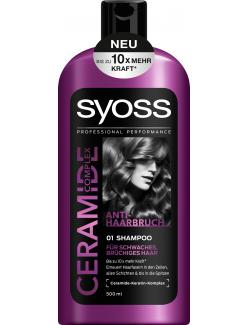 Syoss Ceramide Complex Anti-Haarbruch Shampoo (500 ml) - 4015100189193