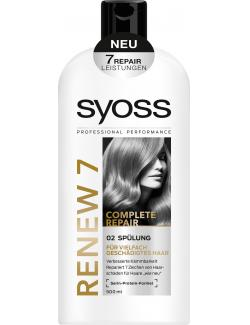 Syoss Renew 7 Spülung (500 ml) - 4015100189209