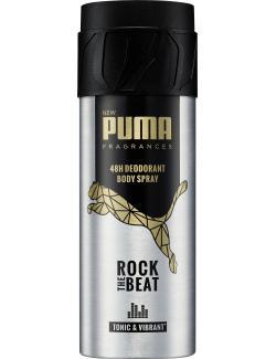 Puma Men Rock The Beat Body Spray (150 ml) - 3600550846676