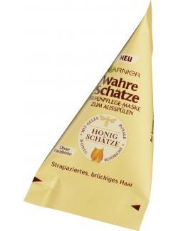 Garnier Wahre Schätze Tiefenpflege-Maske Honigschätze