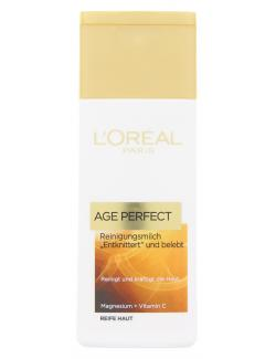 L'Oréal Age Perfect Reinigungsmilch (200 ml) - 4037900012969
