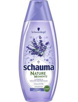 Schwarzkopf Schauma Shampoo Nature Moments Volumen & Fülle (400 ml) - 4015100193213