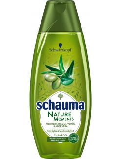 Schwarzkopf Schauma Shampoo Nature Moments Anti-Spliss & Geschmeidigkeit (400 ml) - 4015100193220