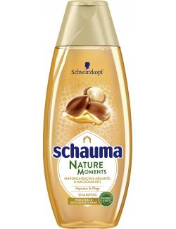 Schwarzkopf Schauma Shampoo Nature Moments Reparatur & Pflege (400 ml) - 4015100193244