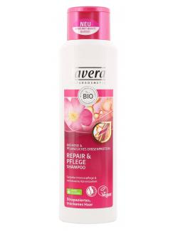 Lavera Shampoo Repair Pflege (250 ml) - 4021457619740