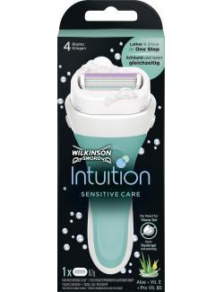 Wilkinson Sword Intuition sensitive Care Rasierer (1 St.) - 4027800416004