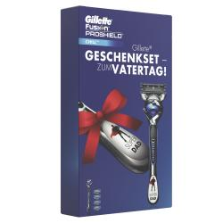 Gillette Fusion ProShield Chill Geschenkset zum Vatertag - 7702018447268
