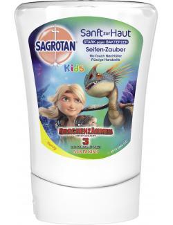 Sagrotan No Touch Kids Seifenzauber Nachfüller (250 ml) - 4002448107309