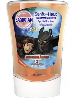 Sagrotan No Touch Kids Spaßmacher Nachfüller