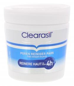 Clearasil Poren Reiniger Pads (65 St.) - 4042763424293