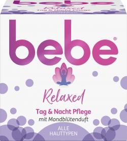 Bebe Relaxing Nachtpflege (50 ml) - 3574661322018