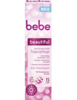 Bebe Beautiful Verfeinernde Tagespflege (50 ml) - 3574661313542