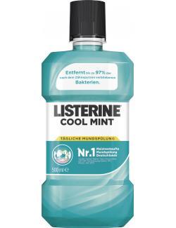Listerine Mundspülung Cool Mint (500 ml) - 3574661310077