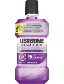 Listerine Mundspülung Total Care (500 ml) - 3574661310343