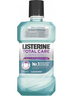 Listerine Mundspülung Total Care sensitive (500 ml) - 3574661310367
