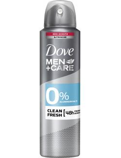 Dove Men+Care Clean Fresh Deo Spray